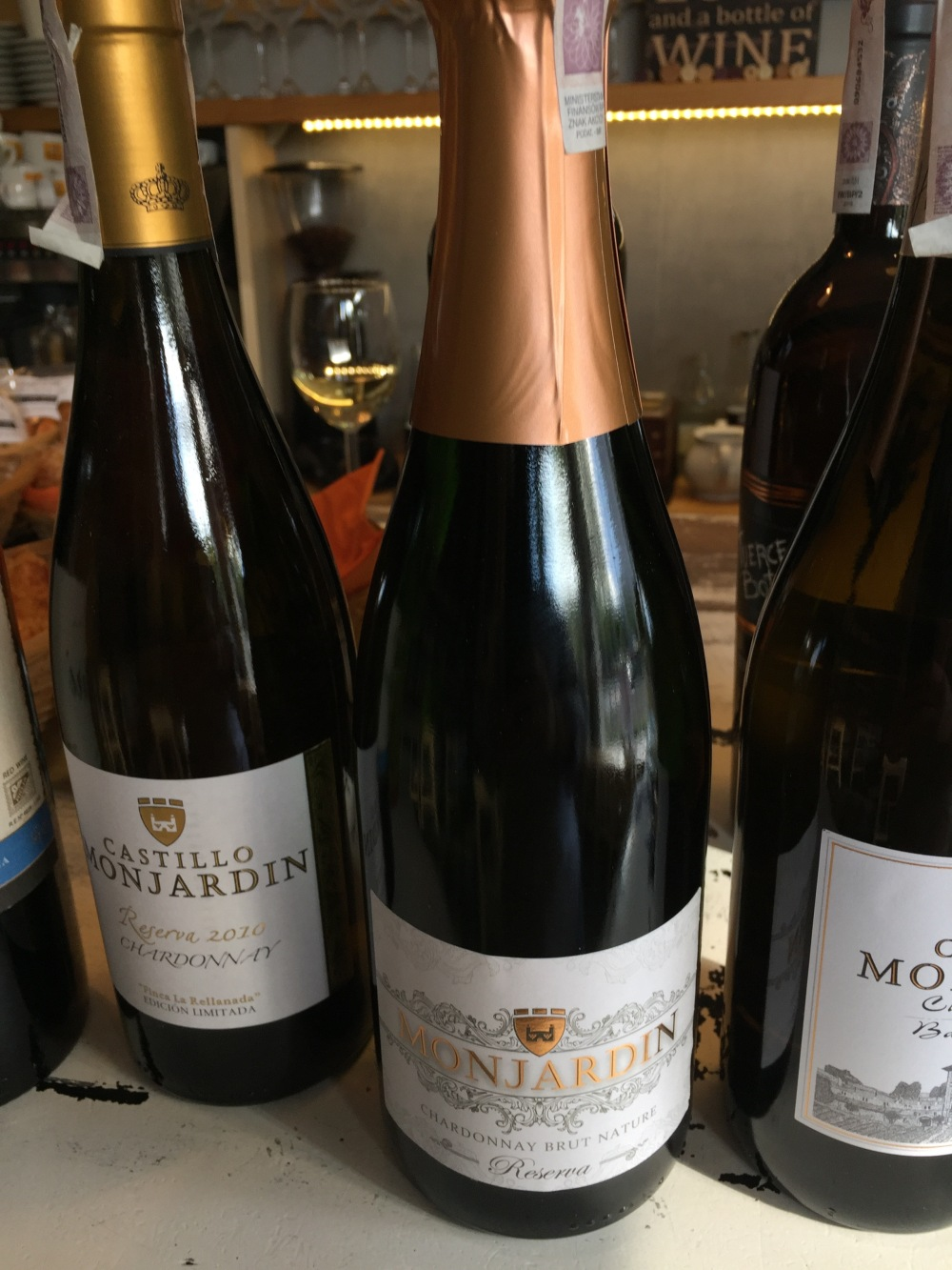 champagne hiszpania